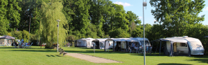 kleine camping in Brabant